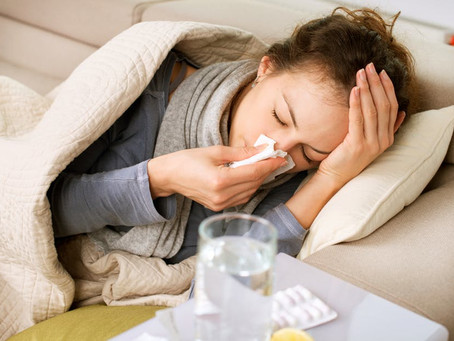 Cold & Flu - How to Prevent it, What to Do if you Have it?