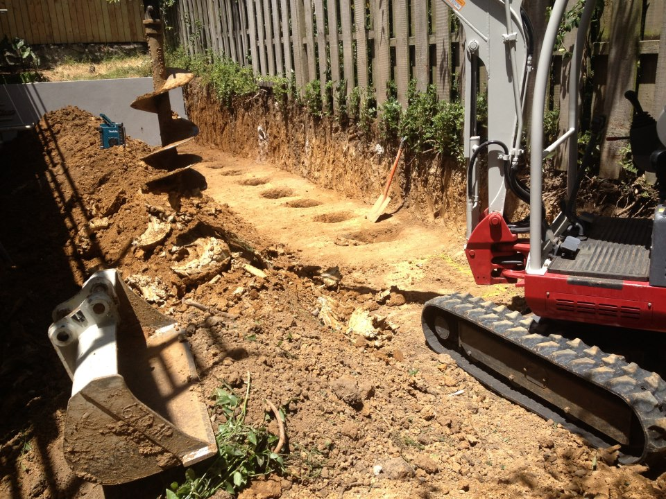 Retaining Wall 1.5T