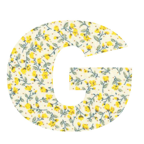 G - Yellow Flowers