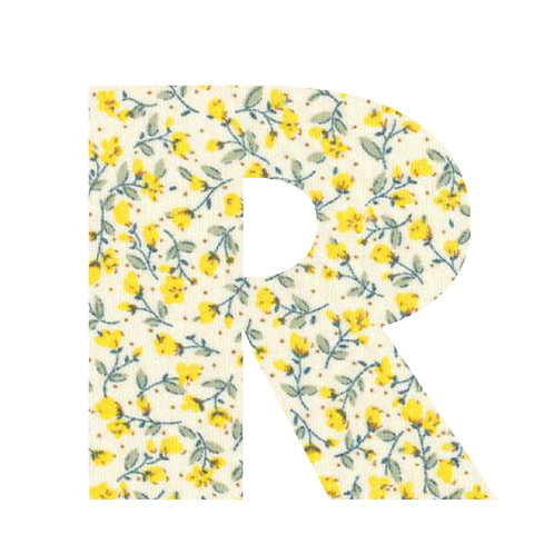 R - Yellow Flowers