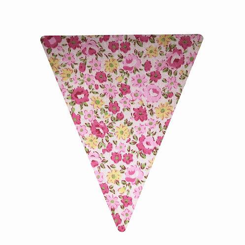 FLAG - Pink Floral