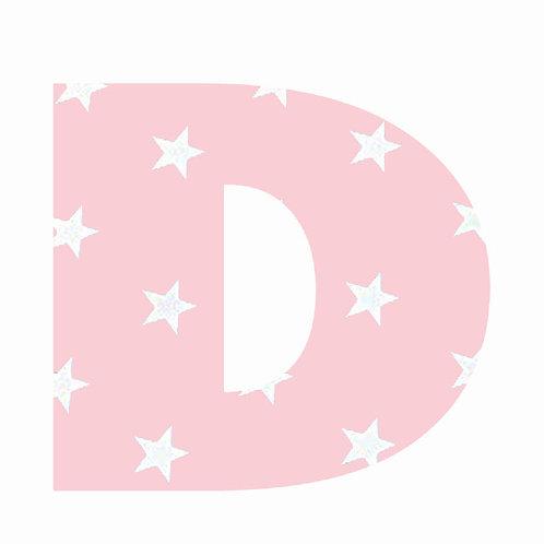 D - Pink Star