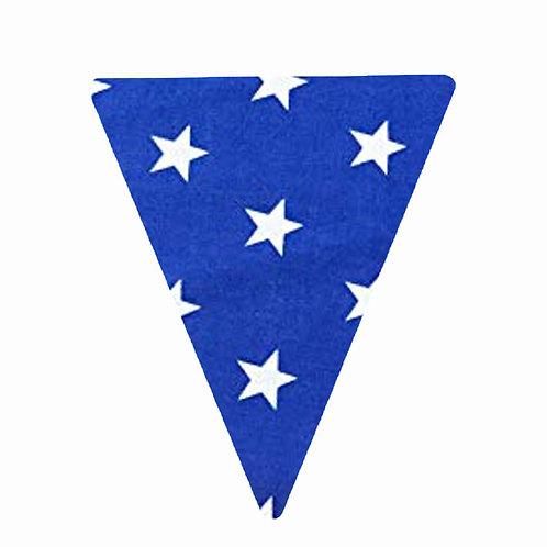 FLAG - Dark Blue Star