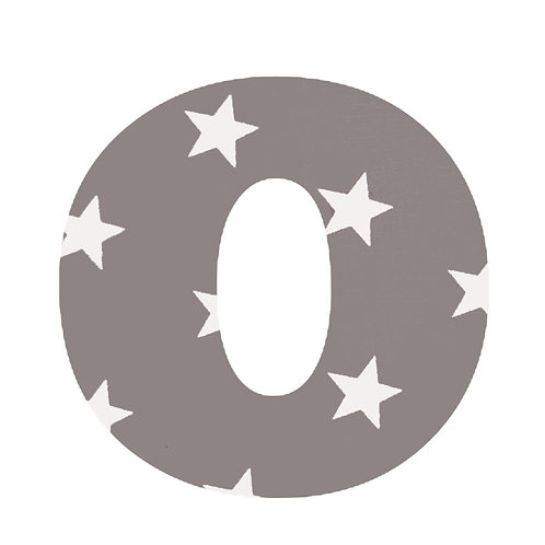 O - Grey Stars