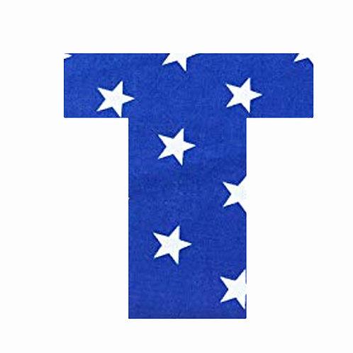 T - Dark Blue Star