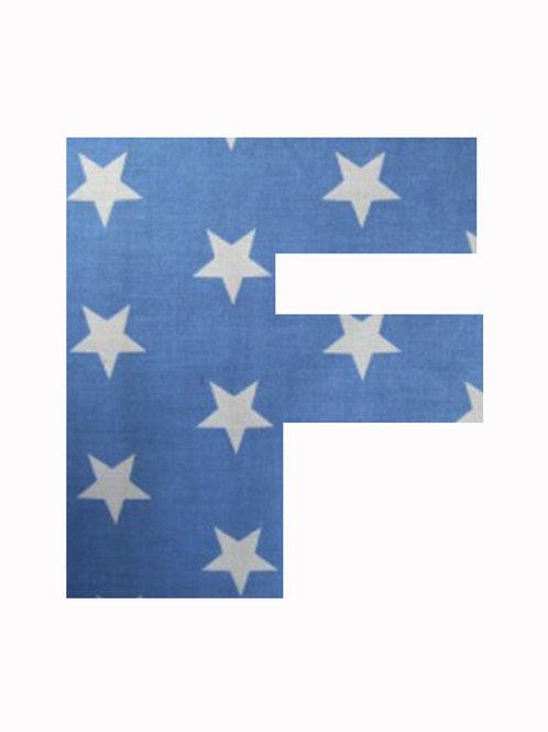 F - Blue Stars