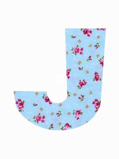 J - Blue Rose