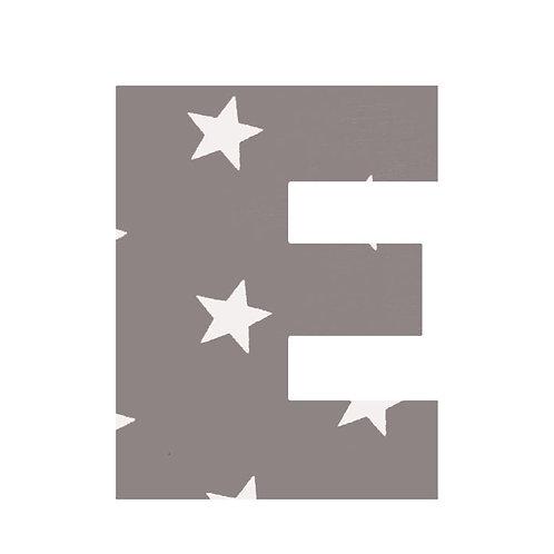 E - Grey Stars