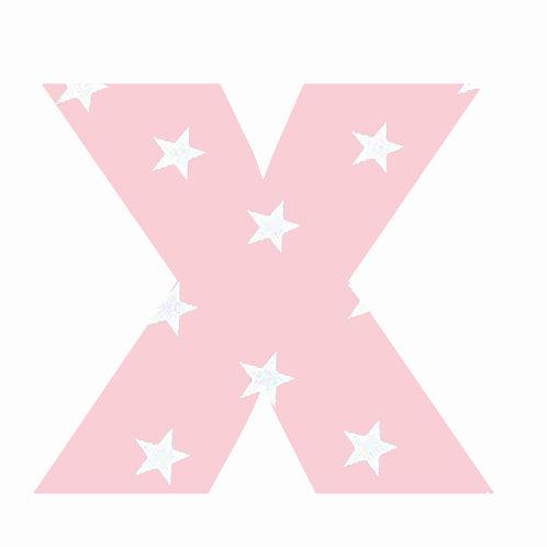 X - Pink Star