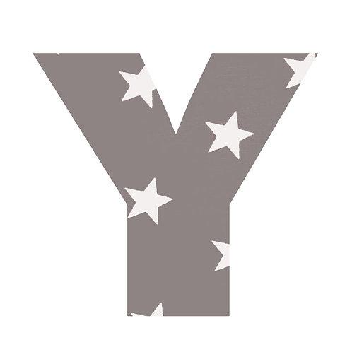 Y - Grey Stars