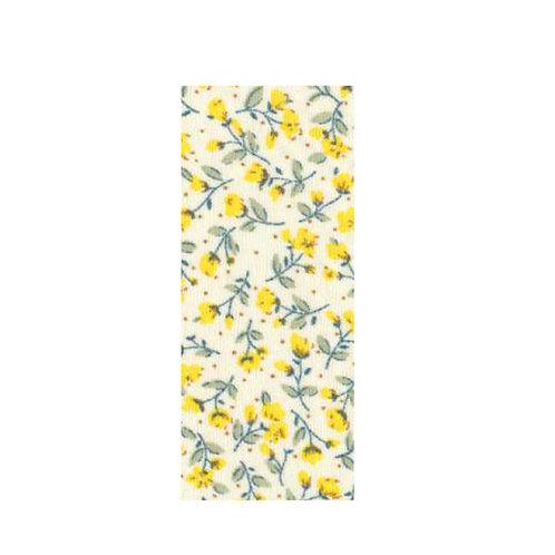 I - Yellow Flowers