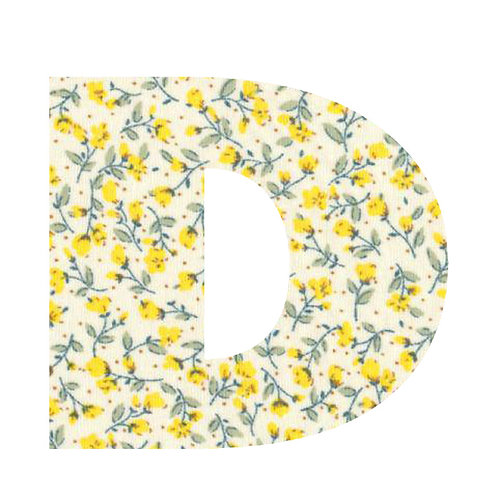 D - Yellow Flowers