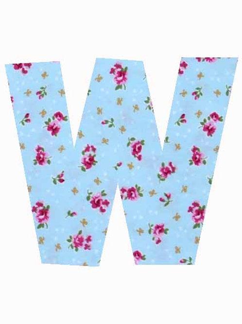 W - Blue Rose