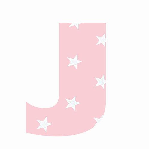 J - Pink Star