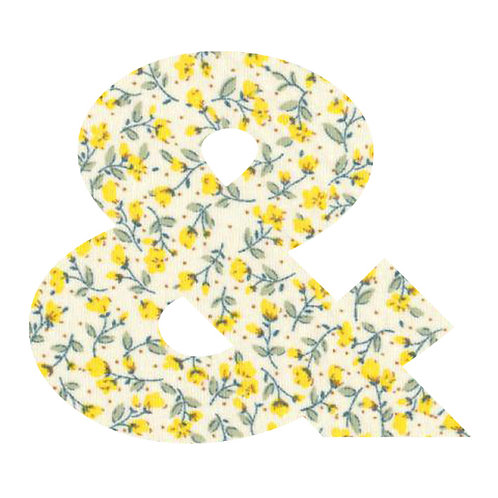 & - Yellow Flowers