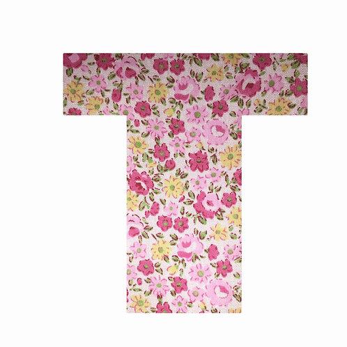 T - Pink Floral