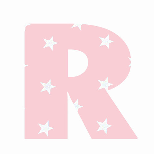 R - Pink Star