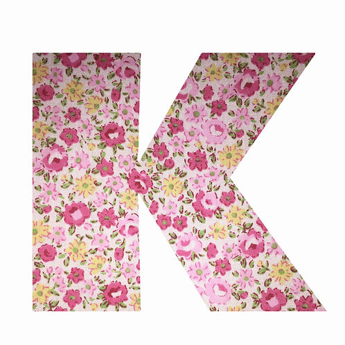 K - Pink Floral