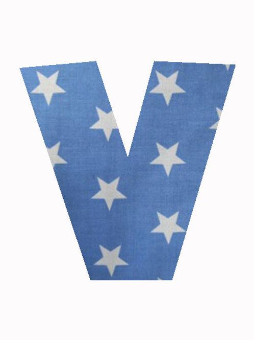 V - Blue Stars