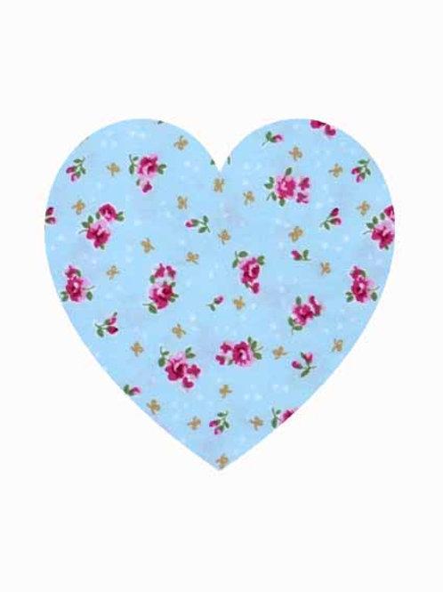 Heart - Blue Rose