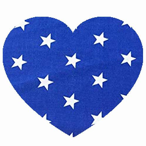 HEART - Dark Blue Star
