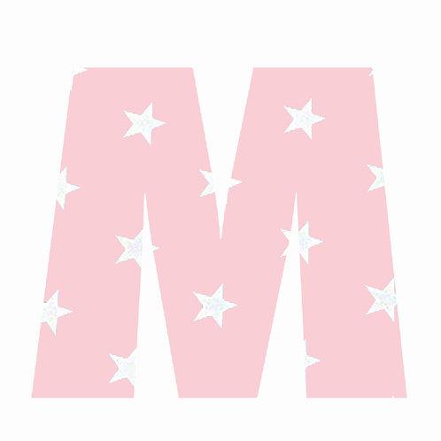 M - Pink Star