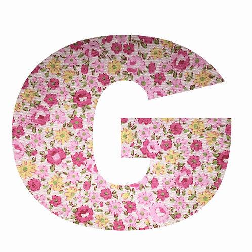 G - Pink Floral
