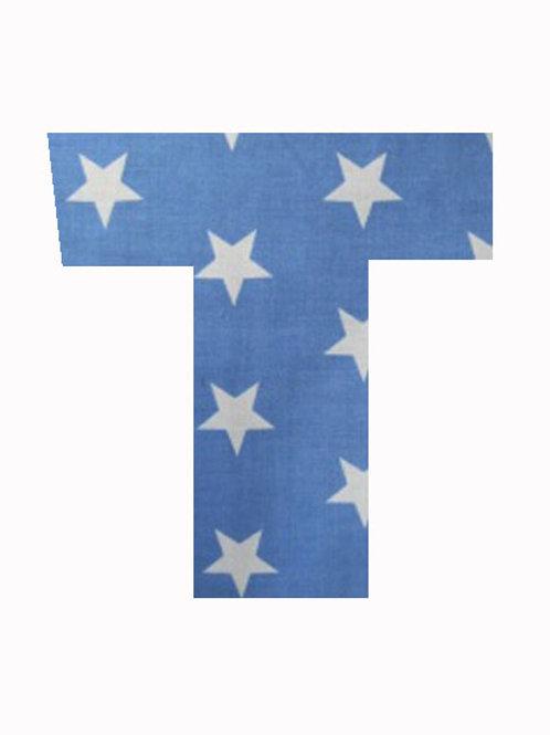 T - Blue Stars