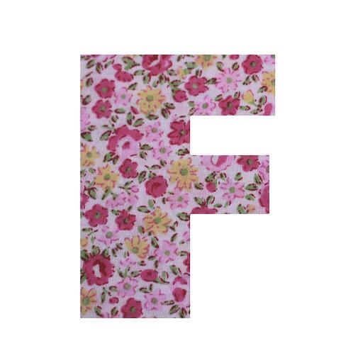 F - Pink Rose