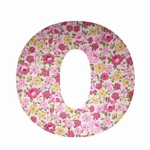 O - Pink Floral