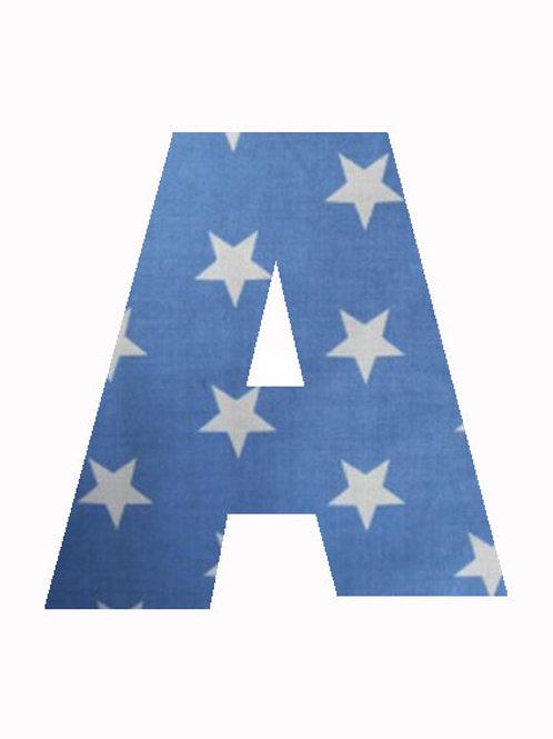 A - Blue Stars