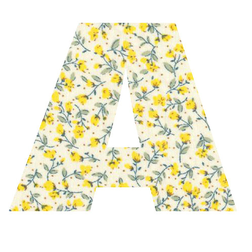 A - Yellow Flowers
