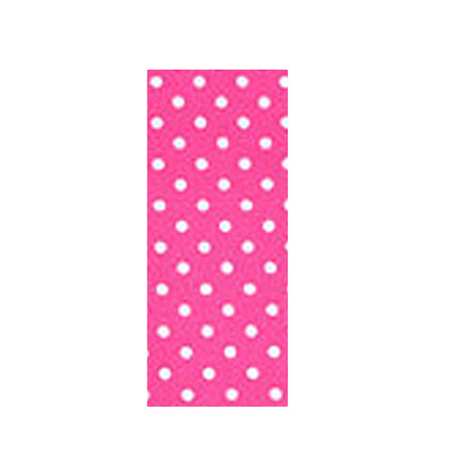 I - Pink Polka Dot