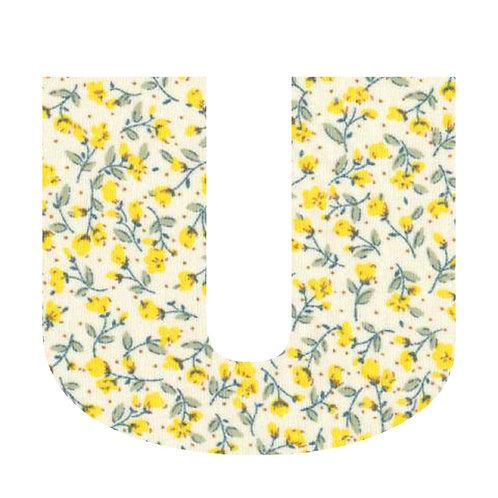 U - Yellow Flowers