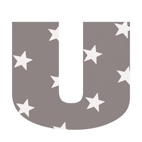 U - Grey Stars