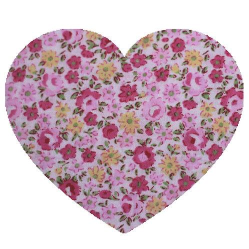 Heart - Pink Rose