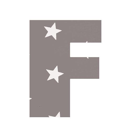 F - Grey Stars