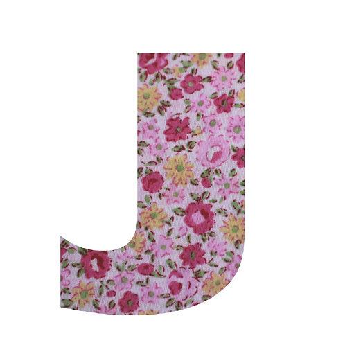 J - Pink Rose