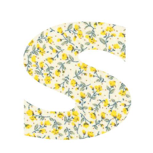S - Yellow Flowers