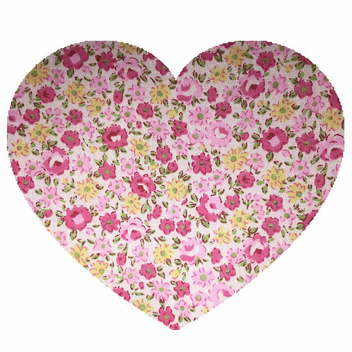 HEART - Pink Floral