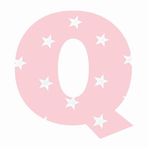 Q - Pink Star