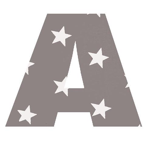 A - Grey Stars