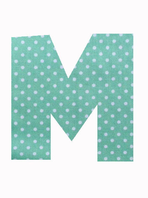 M - Green Polka Dot