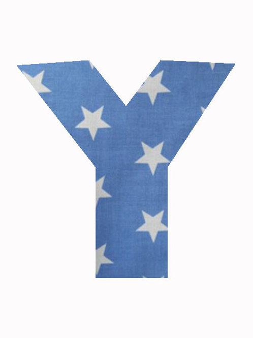 Y - Blue Stars