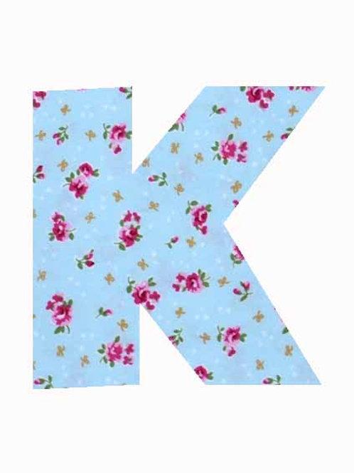 K - Blue Rose