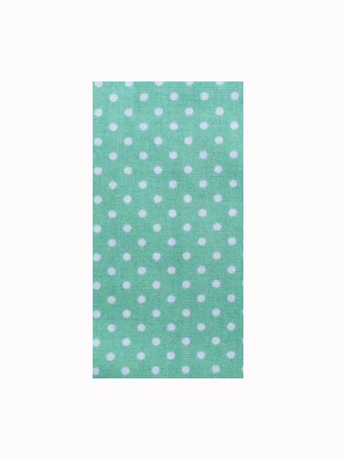 I - Green Polka Dot