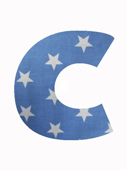 C - Blue Stars