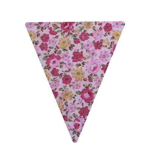 Flag - Pink Rose