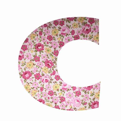 C - Pink Floral