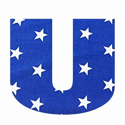 U - Dark Blue Star